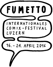 Fumetto - Internationales Comix-Festival