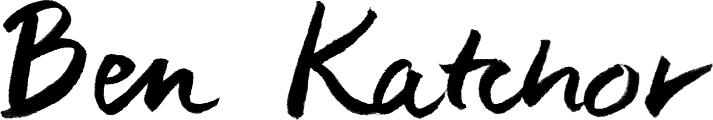 Ben Katchor